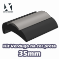 KIT VERDUGO PERFIL 35MM PRETO - REF. 110124068