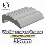 KIT VERDUGO PERFIL 35MM BRANCO - REF. 110124071