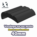 KIT VERDUGO PERFIL 40MM PRETO - REF. 110124072